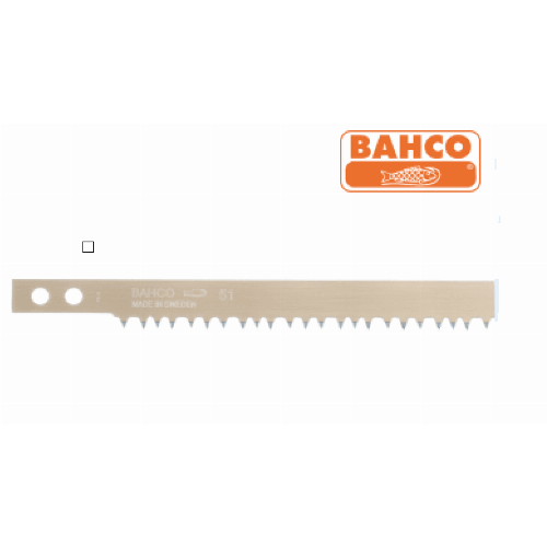 Bahco 51-21 Peg Tooth Hard Point Bowsaw Blade 530mm 21 in