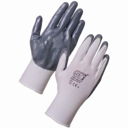 Nitro Touch Gloves From Westcoast Roofing Swansea